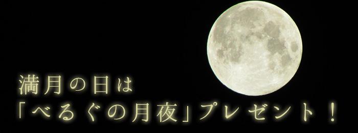 NEWSべるぐの月夜